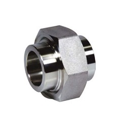 for High Pressure Insertion Fitting SW OU/O- Ring Type Union
