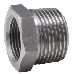 High Pressure Screw Fitting, PT BU/Bushing