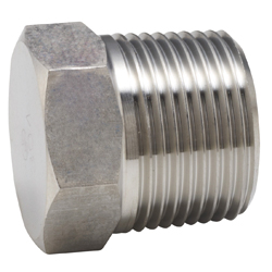 High Pressure Screw Fitting, PT 6P/ Hexagonal Plug