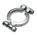 Z Sanitary, Clamp Band, 2D Clamp (Z2D)