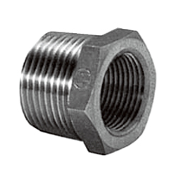 High-Pressure Screw Fitting, 113SS Bushing S25C