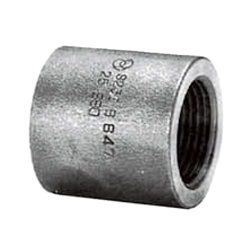 High-Pressure Screw Fitting, 116SS Half Coupling SUS304