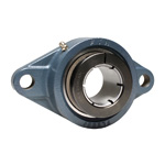Cast Iron Diamond-shaped Flange Unit NCFL