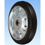 SH Type, High Repulsion Polybutadiene Rubber Wheels, Made of Steel Plate