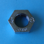 Pipe Fitting, Stopper Nut (Lock Nut)