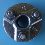 Pipe Fitting, Assembly Flange