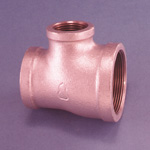 Pipe Fittings - Three-way Reducing T
