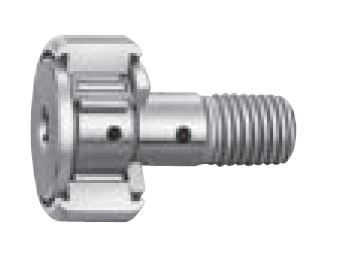 IKO - Standard Type Cam Followers / Stainless Steel Made With Cage/With Hexagon Hole - Shield type