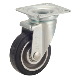 Tow Cart Caster, TR-AWJ, Aluminum Cored Bar Type, with Swiveling Fittings