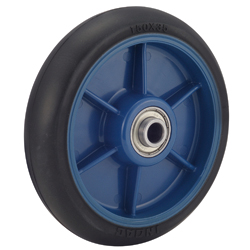 Low Starting Resistance Caster LR-W Type Wheel Only