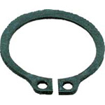Iron C Type Retaining Ring (For Shafts) (JIS Standard), Made by IWATA DENKO Co.
