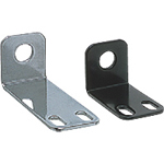 Sensor Bracket, Single Plate Type, for Proximity Sensor (Screw Type) L Slide Type