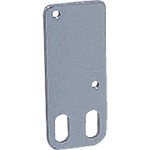 RF Series Sensor Bracket: Single Plate Type for Reflectors FSRFSX030-S