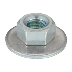 Disc Spring Nut, Large Collar