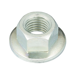 Disc Spring Nut, Small Size / Fine Texture