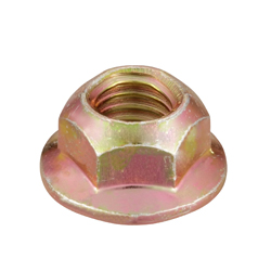 Three-lock Flange