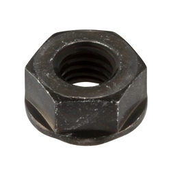 Flange Nut, Without Serrations, Whitworth