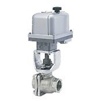 Ball Valve with 10K Electric Actuator Made of Stainless Steel EA200-UTNE-10A