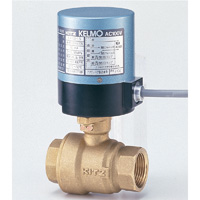 Ball Valve Made of Brass with 10K Electric Actuator