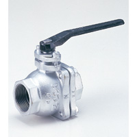 Cast Iron General Purpose 10K Ball Valve Screw-in