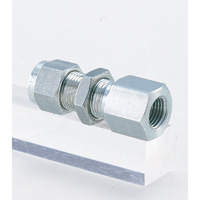 Stainless Steel High Pressure Fittings Panel Female Union