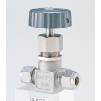 Stainless Steel 260K Needle Valve Couple Lock