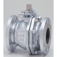 Cast Iron 20k Ball Valve Flange