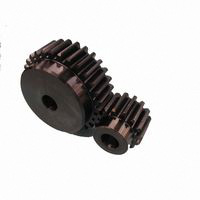K Standard Pinion Gear (Module 1) Full-Depth Tooth, Pressure Angle 20°