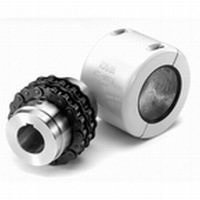 Finished Bore, Single-Side Main Body Chain Couplings / New JIS Keyway Specification, FBN Series
