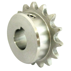 SUSFBN40B Stainless Steel Finished Bore Sprocket