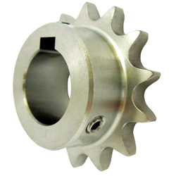 SUSFBN50B Stainless Steel Finished Bore Sprocket