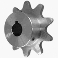 FBN2082B Finished Bore Double-Pitch Sprocket, for R Roller