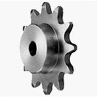SUS Standard Stainless Steel 2042 Double Pitch Sprocket, for R Roller B Type