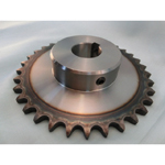 Standard Sprocket, 100B/C Form, Semi F Series, Shaft Holes Already Established (New JIS Key)