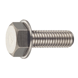 Washer Integrated Hex Bolt