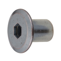 Joint Connector Ornamental Nut (Hex Hole)