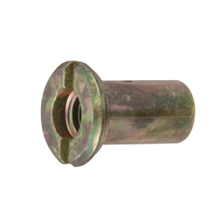 Connection Metal Nut (A Type) - JN-A Slotted