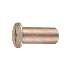 Connection Metal Nut (D Type) - JN-D Cross/Straight Slot