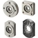 Bearings with Housings