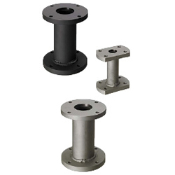 Pipe Stands - Welded, Compact Flange