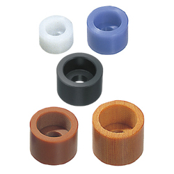 Resin Washers - Counterbored - Configurable D(O.D), V(I.D) and L(Length) in 0.5mm or 1mm increment
