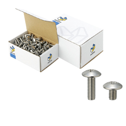 Phillips Truss Machine Screws (Box)