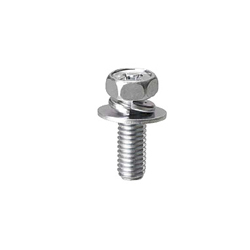 Phillips Hex Head Bolts - with Washer Set