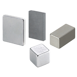 Magnets - Rectangular, Neodymium