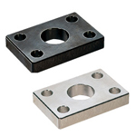 Machined Metal Plates - Plate Type