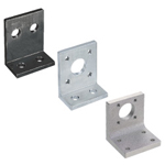 Machined L-Shaped Brackets - Shape of Material Type