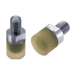 Pushers - Small Diameter, Polyurethane, Threaded
