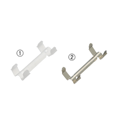 Post-Assembly Stoppers -For HFS5 Series Aluminum Extrusions-