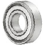 Deep Groove Ball Bearings - Double Shielded, Stainless Steel