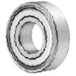 Stainless Steel Deep Groove Ball Bearings (Economy) - Double Shielded